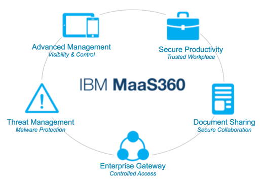 MaaS360 features